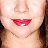 The purple to pale pink shine makes bold pinks and cherry reds pop!