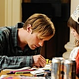 Alexander Skarsgard in What Maisie Knew