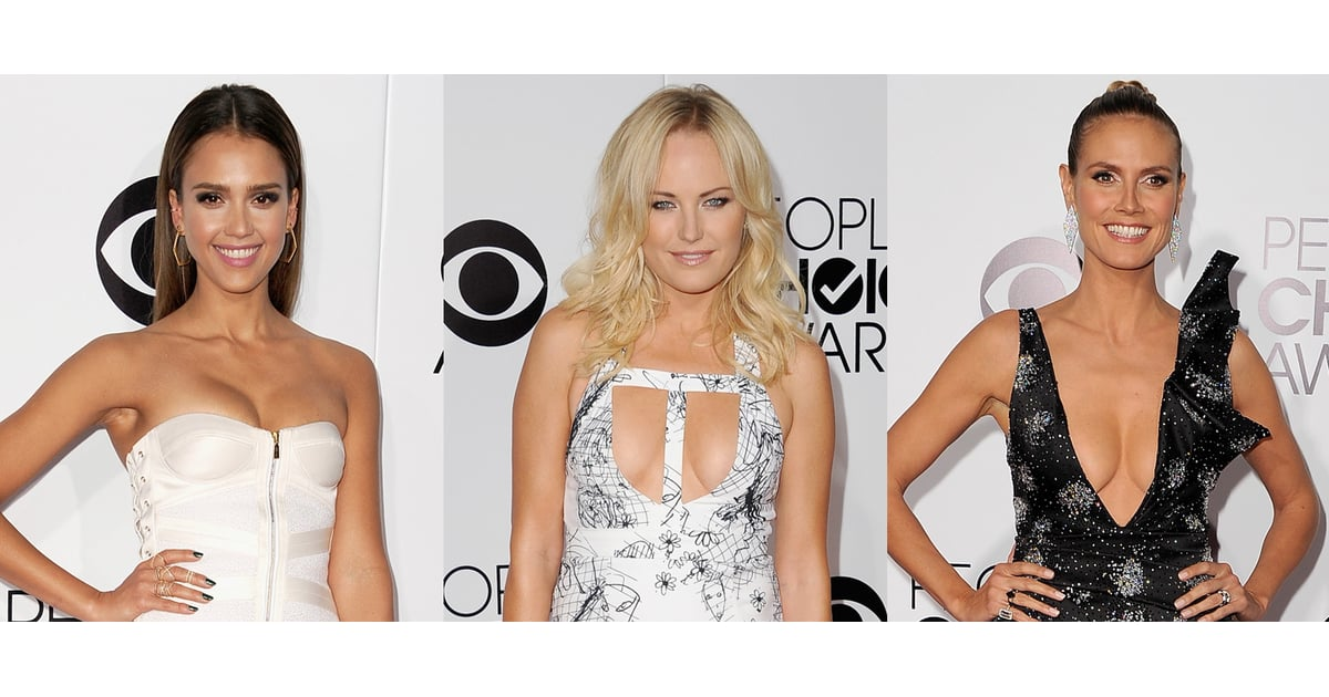 Sexiest Dresses At People's Choice Awards 2014