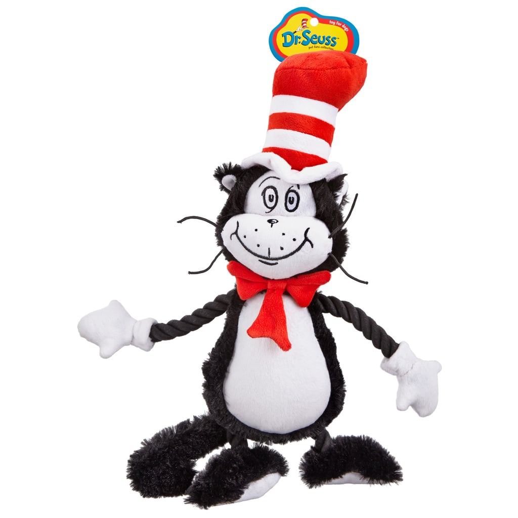 Dr Seuss Cat In The Hat Plush Toy For Dogs 10