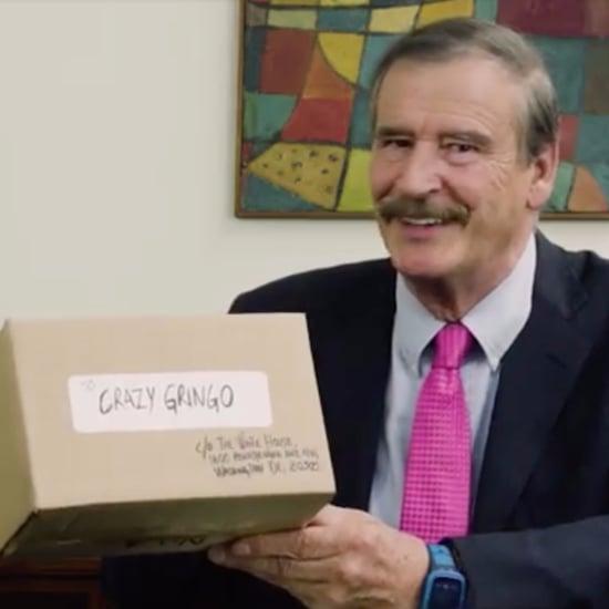 Vicente Fox Telling Donald Trump to Quit Video