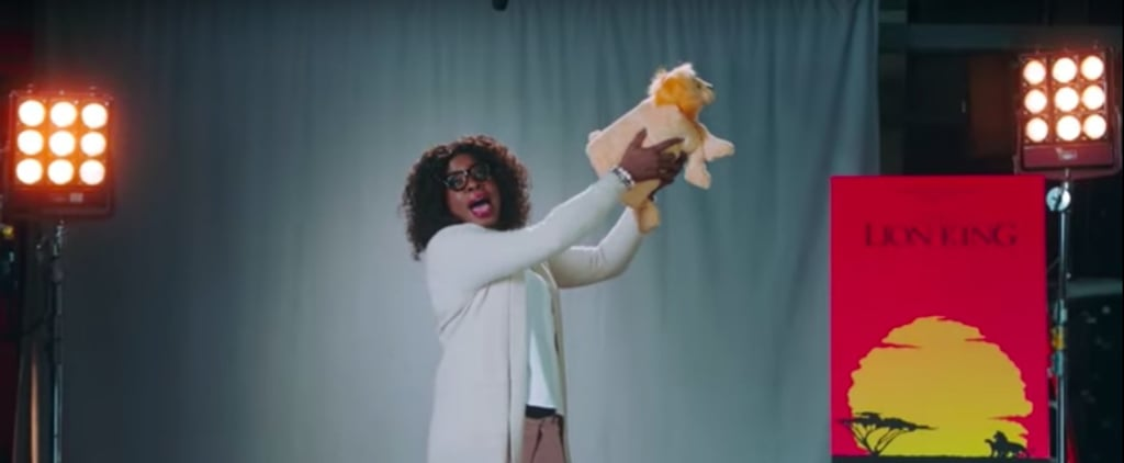 Lion King Auditions SNL Skit Video