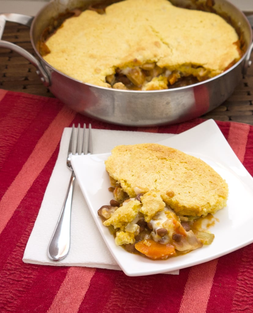 Chicken Chili Pie