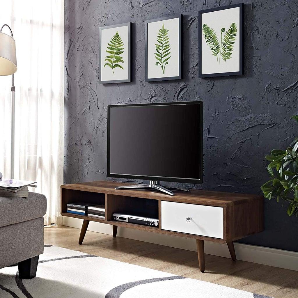 Modway Transmit Mid-Century Modern TV Stand