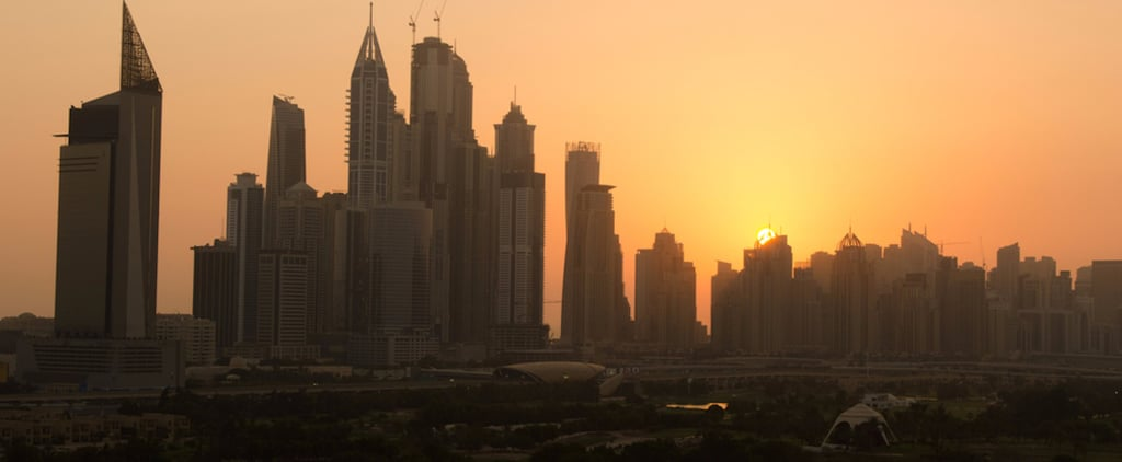 Weather Warning UAE July