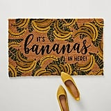 It's Bananas in Here Doormat