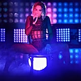 She was supersexy during her opening performance at the Grammy Awards in February 2014.