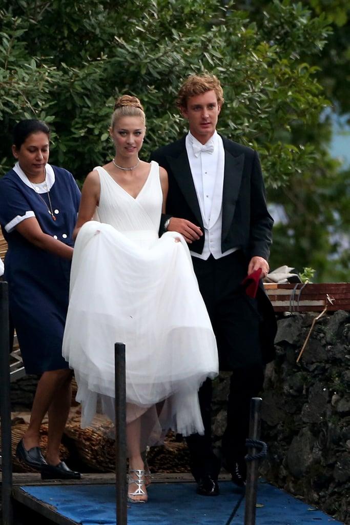 Pierre Casiraghi and Beatrice Borromeo Wedding in Italy 2015