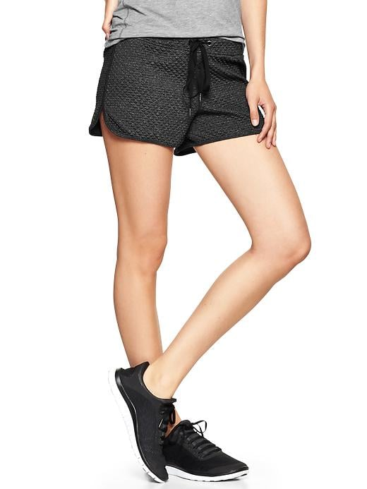 GapFit Quilted Shorts