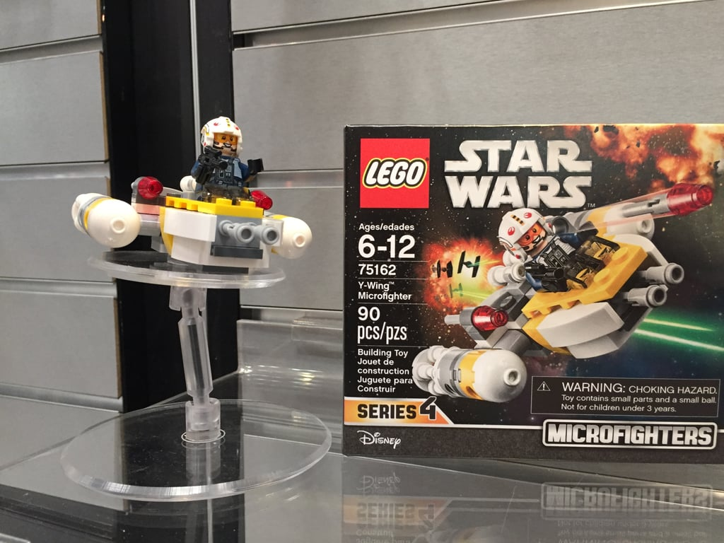 Lego Star Wars Y-Wing Microfighter | New Lego Sets For 2017