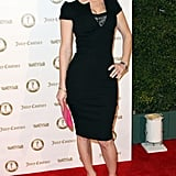 Alice Eve attended a Vanity Fair and Juicy Couture bash in LA.