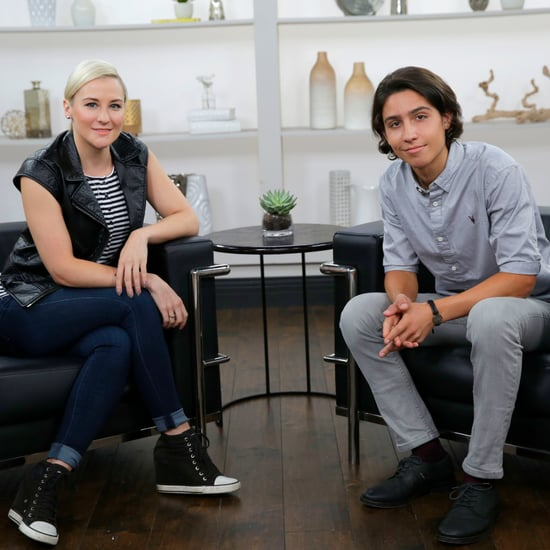 Fear the Walking Dead Interview With Lorenzo Henrie | Video
