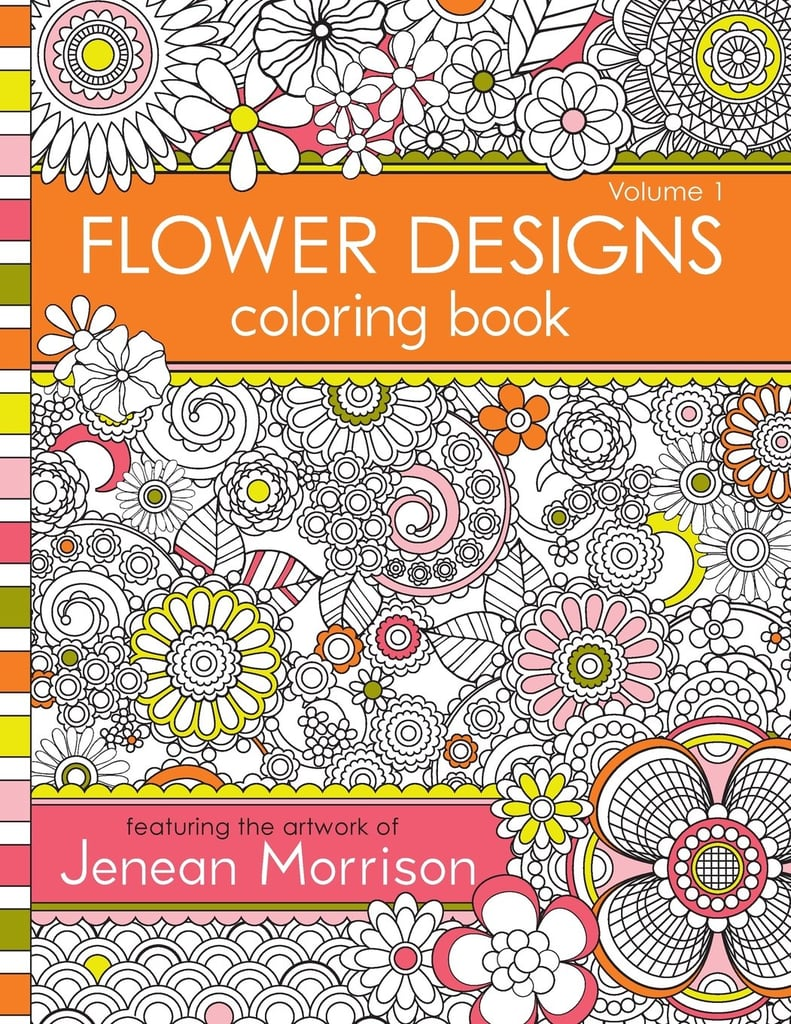 Adult Coloring Books | POPSUGAR Smart Living
