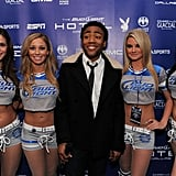 When He Was Surrounded by Bud Light Models and You Felt Sort of Jealous