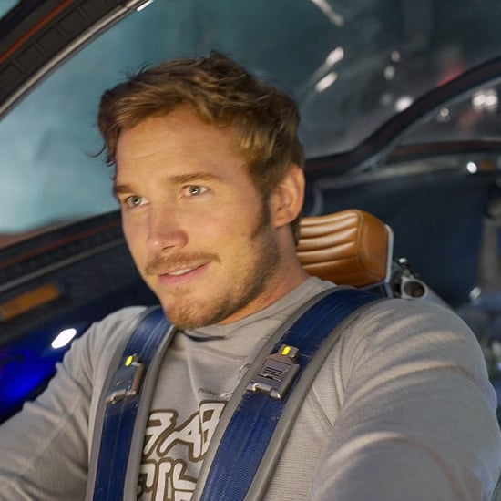 Chris Pratt Behind the Scenes of Guardians of the Galaxy 2