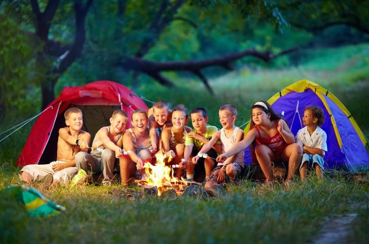 Nighttime Summer Activities For Kids | POPSUGAR Family