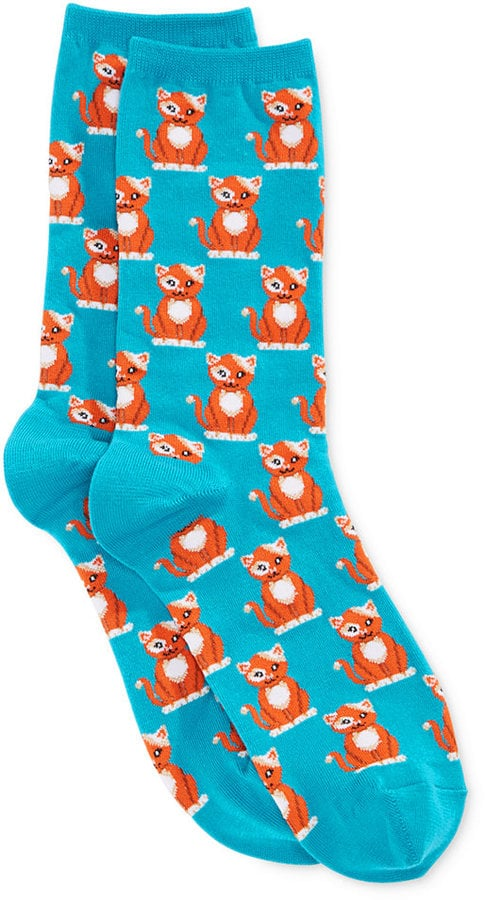 Hot Sox Women's Cats Socks ($6)