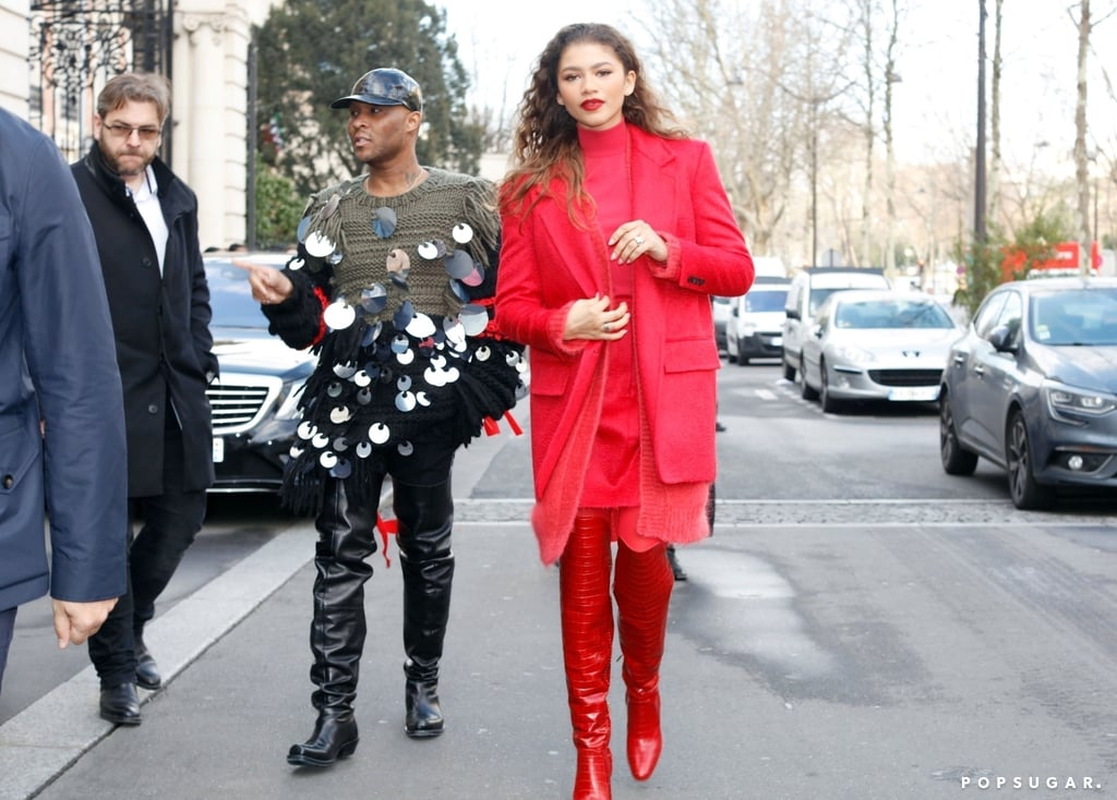 26 of Zendaya's Incredible Street Style Moments to Recreate