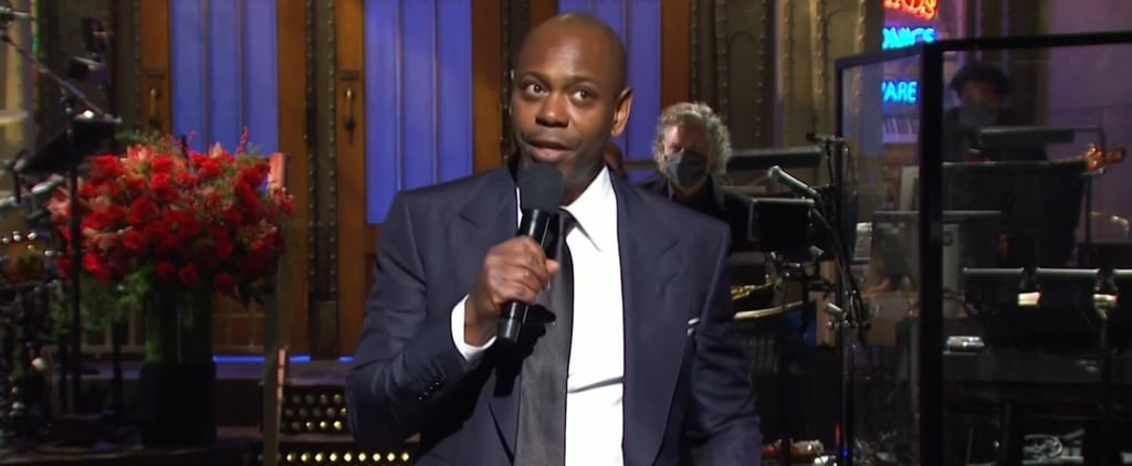 SNL: Watch Dave Chapelle's Opening Monologue Video