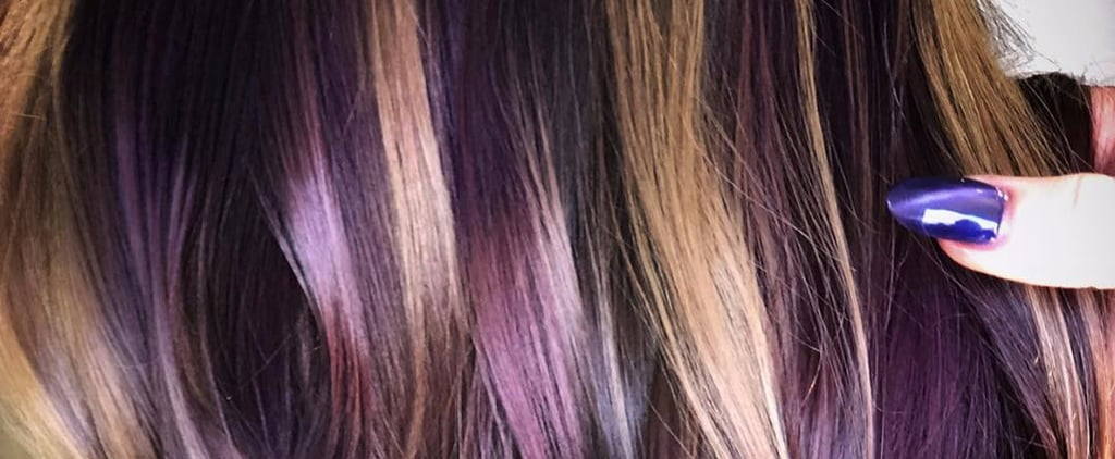 """PB & J Hair"" Is the Newest Color Trend Taking Over Instagram (and Your Lunchbox)"