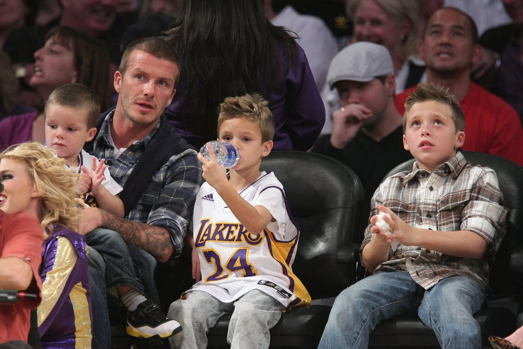 Friday Night Lakers Game