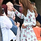 Kate Middleton Says It Takes a Village to Raise a Child
