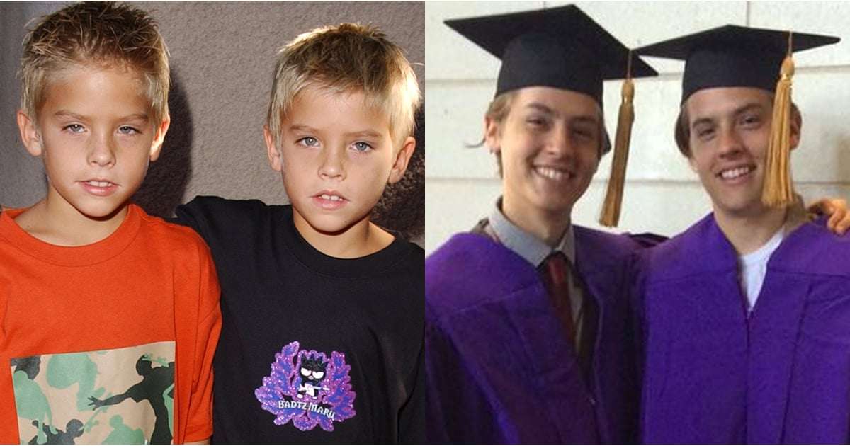 Dylan And Cole Sprouse Graduate From Nyu Pictures