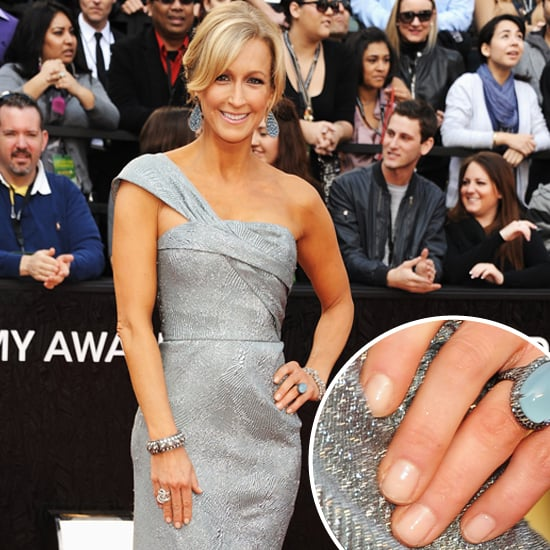Lara Spencer: Her Oscars Nails