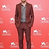 Ryan Gosling at the Venice Film Festival August 2018