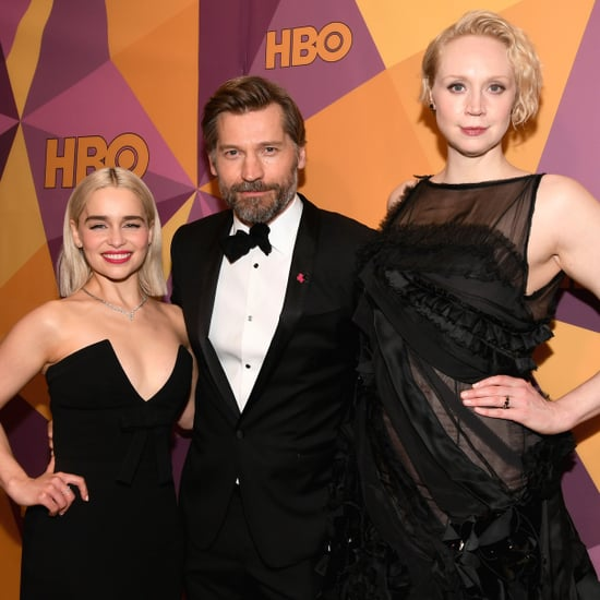Game of Thrones Cast at 2018 Golden Globes After-Party