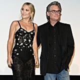 Kate Hudson and Kurt Russell at TIFF 2016 | Pictures