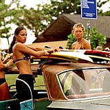 Kate Bosworth, Michelle Rodriguez, Sanoe Lake, and Mika Boorem, Blue Crush