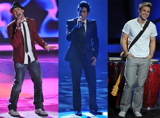 American Idol Performance Night