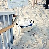 Beach Features