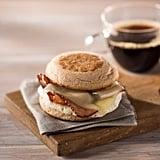 Reduced Fat Turkey Bacon Breakfast Sandwich