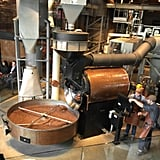 The Willy Wonka Factory of Coffee