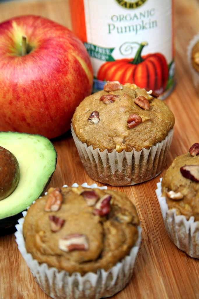 Low-Calorie Pumpkin Muffins