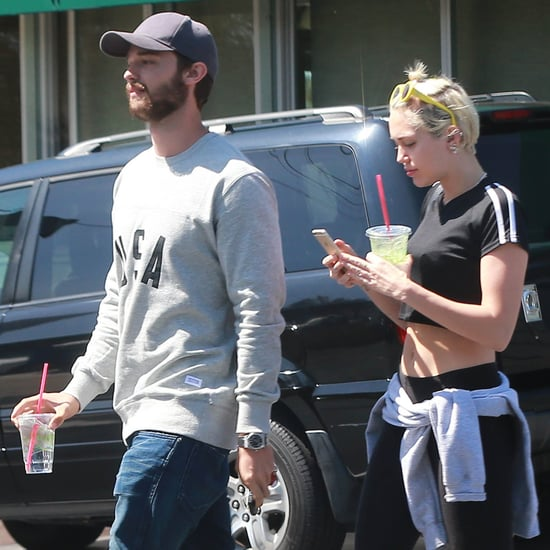 Miley Cyrus and Patrick Schwarzenegger in LA | Pictures