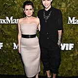 Ruby handled the red carpet cameras like the pro she is when she attended the 2015 Women in Film Max Mara Face of the Future event at Chateau Marmont in LA on June 15.