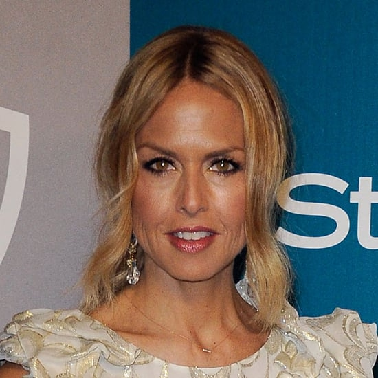 Rachel Zoe Hair and Makeup at the 2012 Golden Globes InStyle After Party