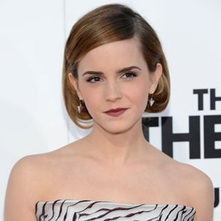 Emma Watson's Faux Bob at the LA This Is the End Premiere