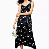Topshop Daisy Lace Slip Dress