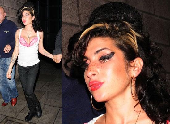 Photos of Amy Winehouse