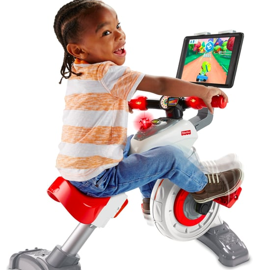 Fisher-Price Exercise Bike For Toddlers
