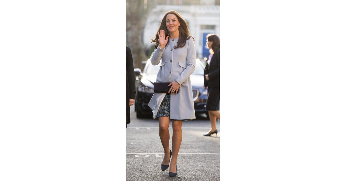 Kate Middleton Style Kate Middleton Second Pregnancy Style Popsugar Fashion Photo 25