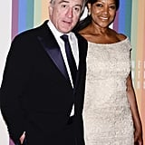 Robert De Niro attended the event with his wife, Grace Hightower.