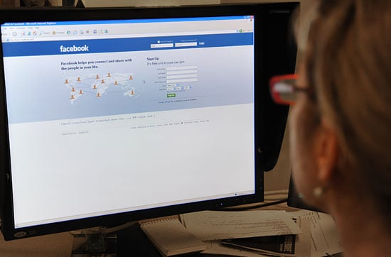 Creditors Using Facebook