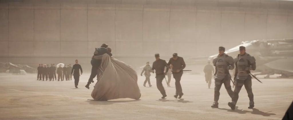 Let's Discuss Jason Momoa Lifting Timothée Chalamet in Dune