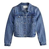 POPSUGAR Collection at Kohl's Denim Cropped Jacket