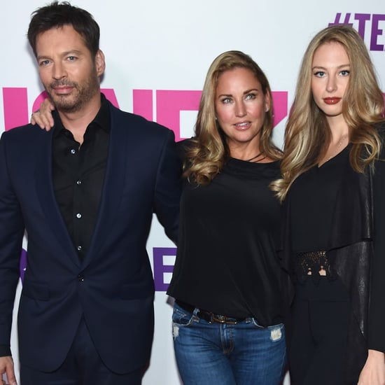 Harry Connick Jr. on Red Carpet With Wife and Daughter 2016